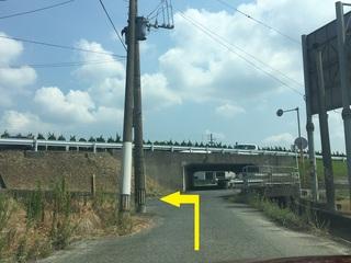 地図⑰田んぼ道から分岐を左.JPGのサムネール画像